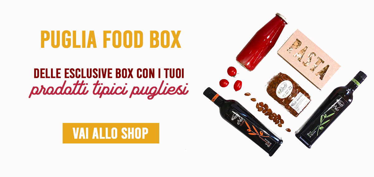 Box Prodotti Tipici Pugliesi